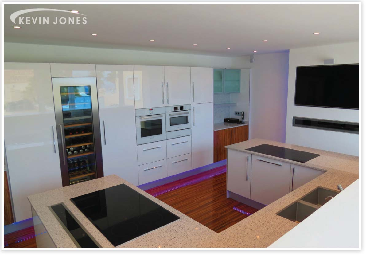 Kevin Jones kitchens