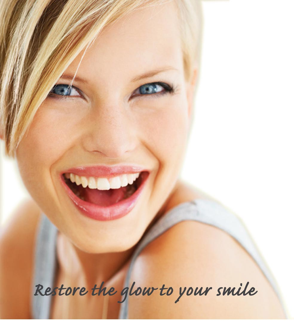 Zen Restore the glow to your smile
