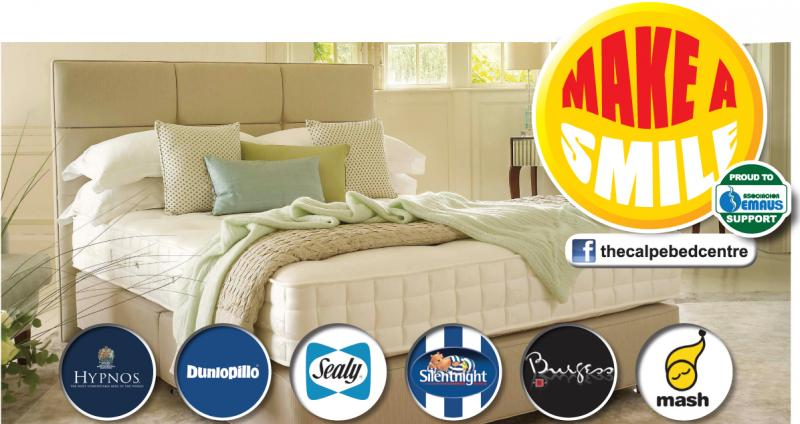 The Bed Centre work with the best suppliers to give you the best night's sleep