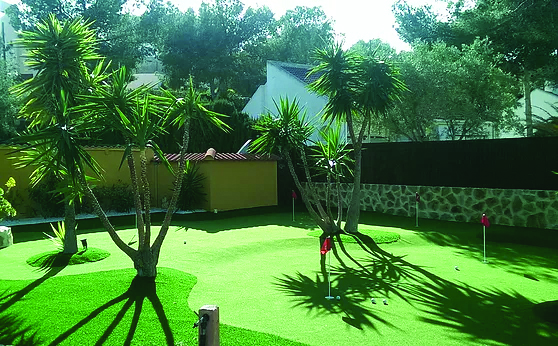 NOGROW GRASS - Specialists in Mini Golf & Putting Greens
