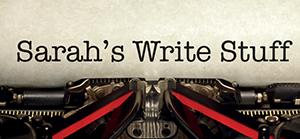 Sarah's Write Stuff