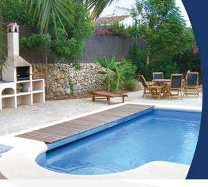 RQBS for swimming pools, terraces and patios